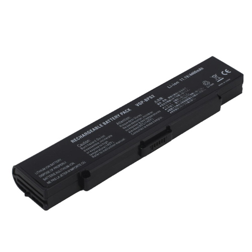Dr. Battery Sony 6-Cell Laptop Battery (L15-200-SS)