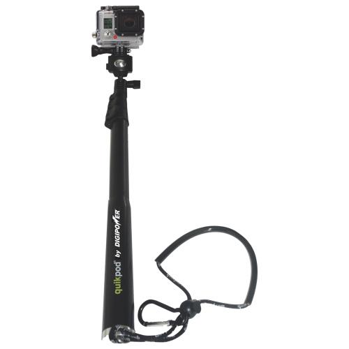 Digipower Quikpod Extreme GoPro Monopod (TP-QPXT)