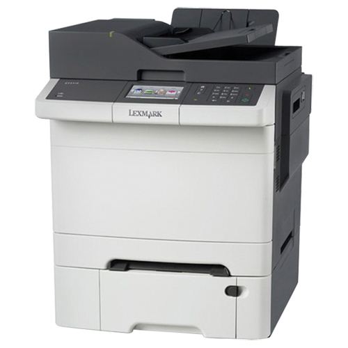 Lexmark Colour All-In-One Laser Printer with Fax (CX410DTE)