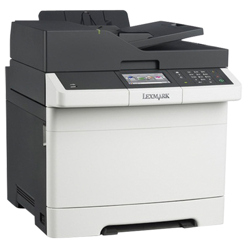 Lexmark Colour All-In-One Laser Printer with Fax (CX410DE)