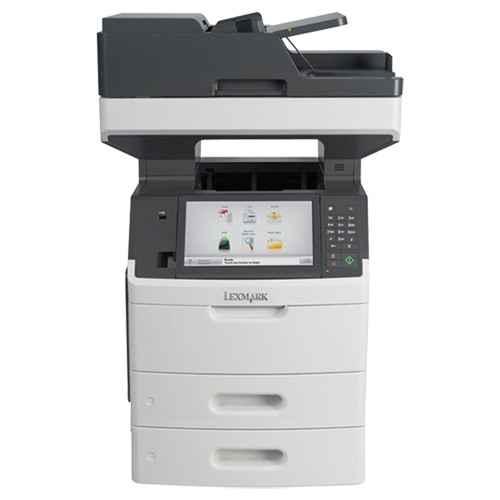 Lexmark All-In-One Laser Printer with Fax (MX711DTHE)