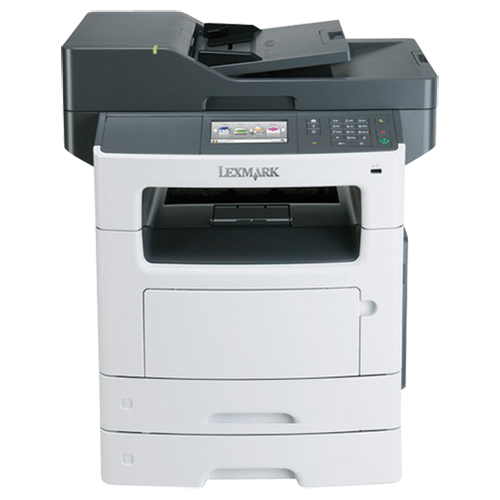 Lexmark All-In-One Laser Printer with Fax (MX511DTE)