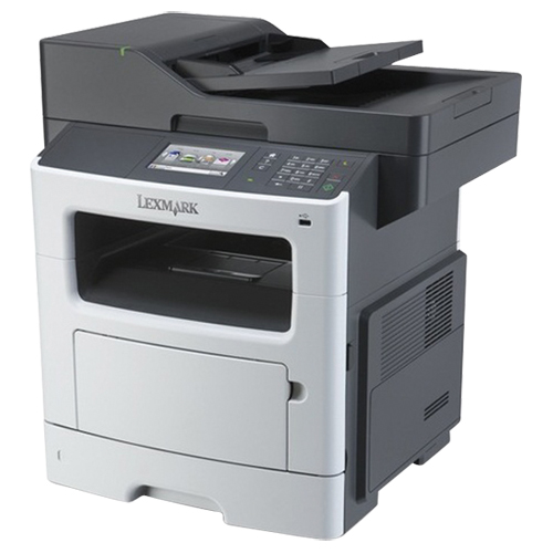 Lexmark All-In-One Laser Printer with Fax (MX511DE)