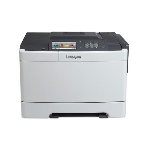 Imprimante laser couleur CS510DE de Lexmark (28E050)