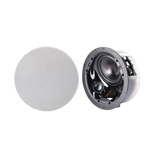 "Martin Logan Vanquish 8"" Paintable In-Ceiling Speaker - White - Single"