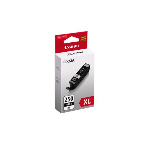 Cartouche d'encre noire PGI-250XL de Canon (6432B001)