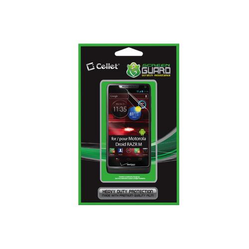 Cellet Screen Guard Motorola Droid Razr M Screen Protector (F63140)