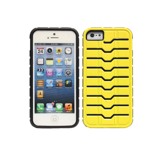 Cellet Proguard iPhone 5/5s Hard Shell Case (F50498) - Yellow