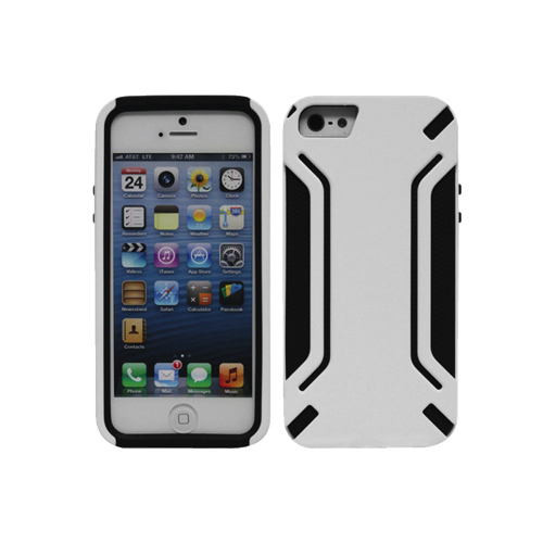 Cellet Armorguard iPhone 5/5s Hard Shell Case (F63617) - White