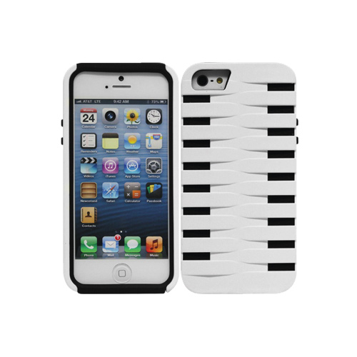 Cellet Armorguard iPhone 5/5s Hard Shell Case - White