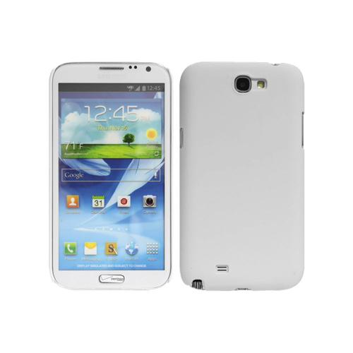 Cellet Proguard Samsung Galaxy Note II Hard Shell Case (F63717) - White