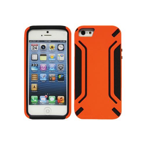 Cellet ArmorGuard iPhone 5/5s Hard Shell Case (F63615) - Orange