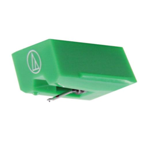 Pointe de lecture d'Audio-Technica (ATN95E) - Vert-argenté