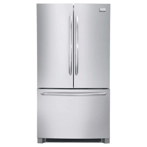 Réfrigérateur 2 portes Gallery de 36 po et 27,6 pi³ de Frigidaire (FGHN2866PF) - Acier inoxydable