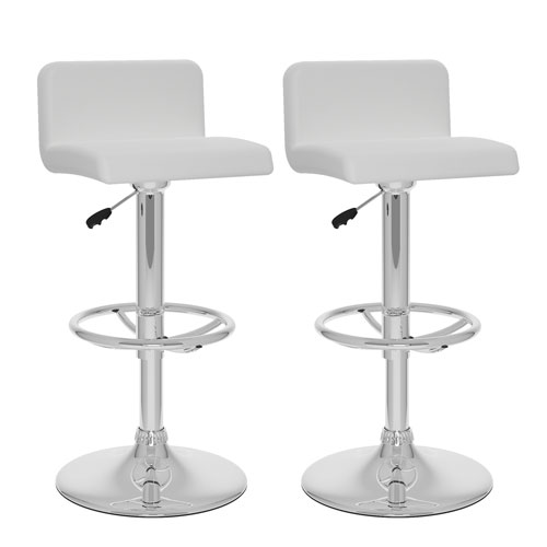 mr price home bar stools. contemporary adjustable height bar stool - set of 2 white mr price home stools