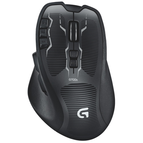 Logitech G700s Wireless Gaming Mouse (910-003584)