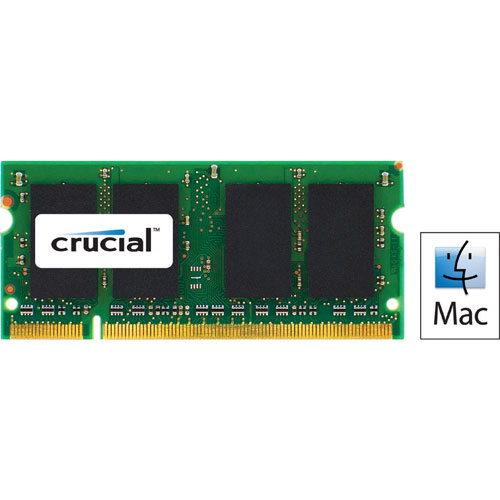 Crucial 8GB DDR3 1600MHz Laptop Memory for Mac