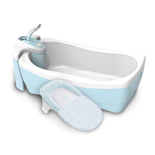 summer infant bath tub u0026 shower 024 months aqua blue