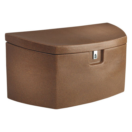 Koolscapes Deck Box (DBSS-7) - Brown