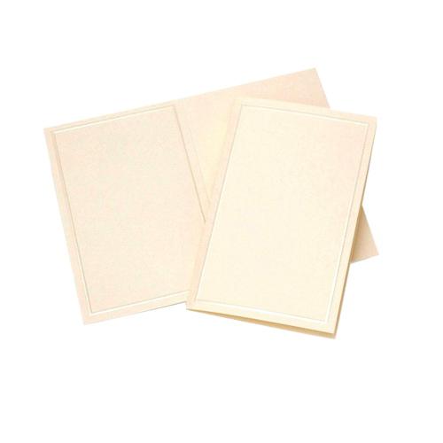 Gartner Studios 50-Pieces Program Paper (61403) - Ivory
