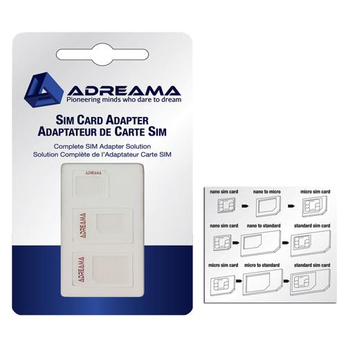 Adreama Sim Card Adapter 3 Pack Best Buy Canada