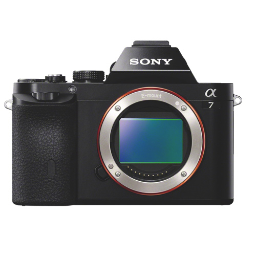 Sony Alpha 7 Mirrorless Camera (Body Only)