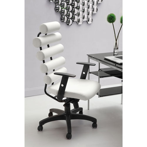 Zuo Unico Leatherette Office Chair