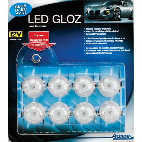 Alpena LED Gloz LED Light (360426B) - Blue