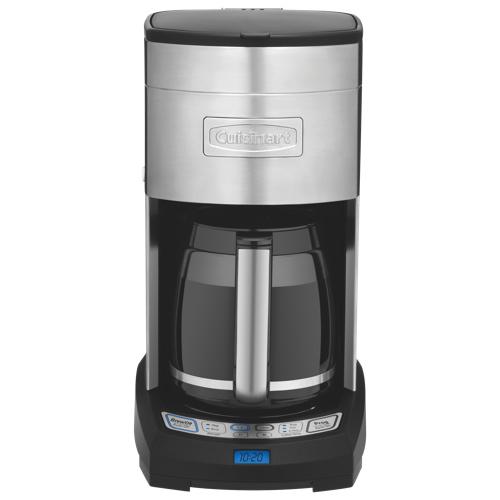cuisinart 12 cup coffee maker cuisinart brew 12 cup coffee maker dcc 3650c 29420