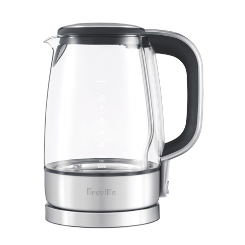 Breville Electric Tea Kettle ~ Breville crystal clear electric kettle l glass