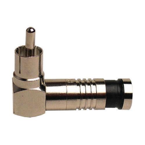 Connecteurs de compression RCA de Platinum Tools (18054)
