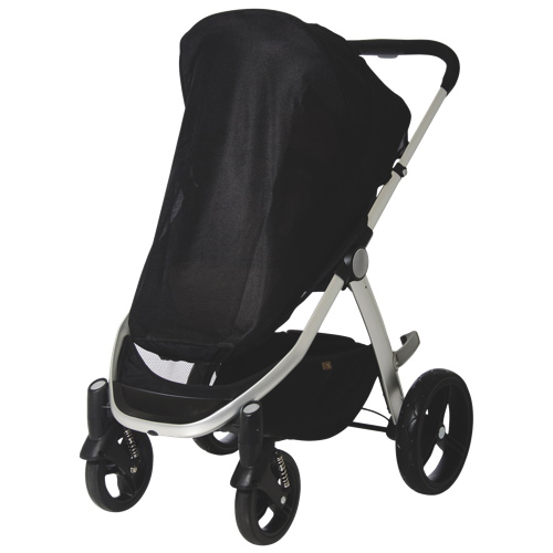 Mountain Buggy Cosmopolitan Sun Cover - Black