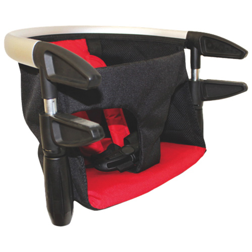 Philu0026teds Lobster Portable High Chair With Table Clamp   Black / Red : High  Chairs   Best Buy Canada