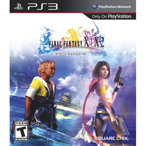 Final Fantasy X - X2 HD Remaster (PS3)