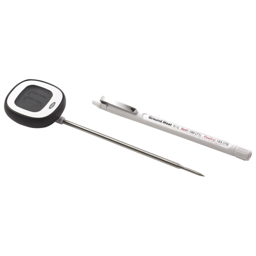 OXO Good Grips Instant Thermometer (1140500WH) - Black