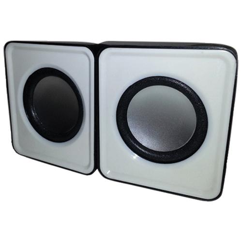 Haut-parleur mini USB de MMNOX (HM324W) - Blanc