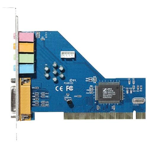 MMNOX Startech 4.1 Channel PCI External Sound Card