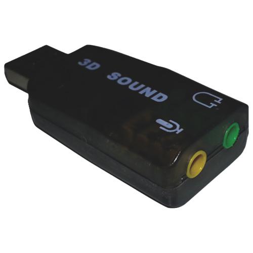 MMNOX 2.1 Channel USB External Sound Card