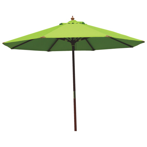 Wooden Market Patio Umbrella   Lime Green : Patio Umbrellas   Best Buy  Canada