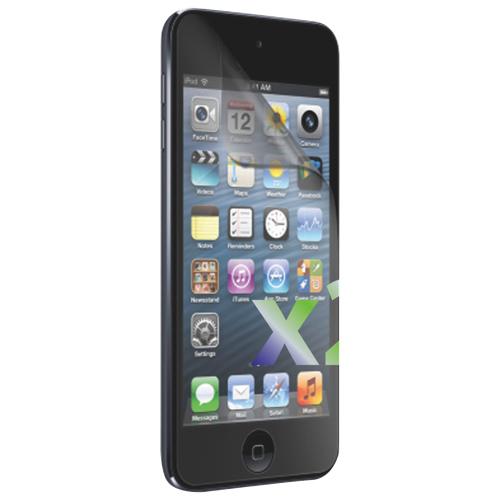 Protecteur d'écran transparent d'Exian pour iPod touch de 5e génération (SP-5T) - Paquet de 2