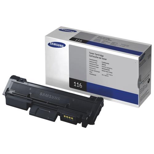 Samsung Black Toner (MLT-D116S)