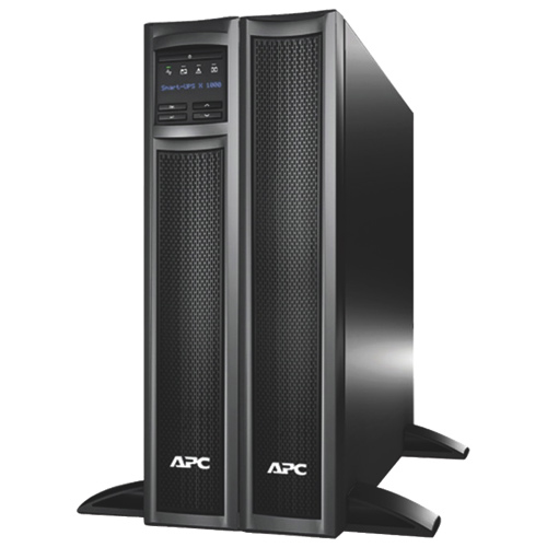 APC Smart-UPS Battery Back-Up Rack/ Tower (SMX1000)