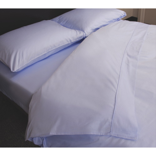 Maholi Maxwell Collection 230 Thread Count Egyptian Cotton Sheet Set - King - Sky Blue