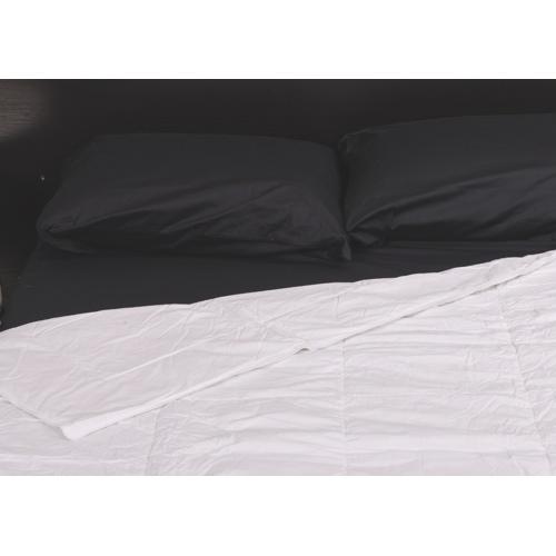 Couette en soie contexture 233 collection Royal Elite de Maholi - Lit 2 places - Blanc