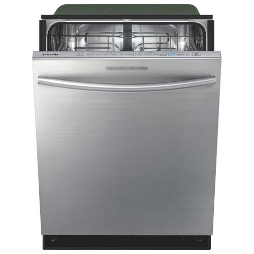 lave vaisselle encastrable 24 po 46 db avec cuve en acier inoxydable de samsung dw80f800uws. Black Bedroom Furniture Sets. Home Design Ideas