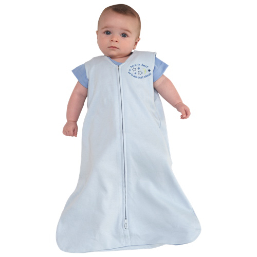 57708fbd73 HALO Cotton SleepSack Wearable Blanket - 12 to 18 Months - Blue   Sleep  Sacks - Best Buy Canada