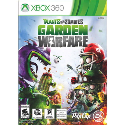plants vs zombies garden warfare xbox 360 xbox 360 games best buy canada - Plants Vs Zombies Garden Warfare 2 Xbox 360
