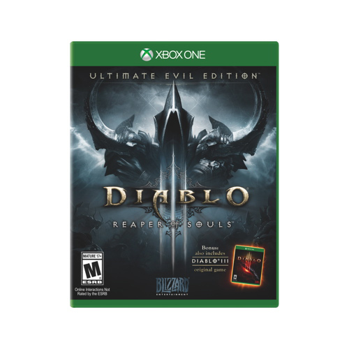 Guide Diablo III: Reaper of Souls édition Ultimate Evil (Xbox One) - Anglais