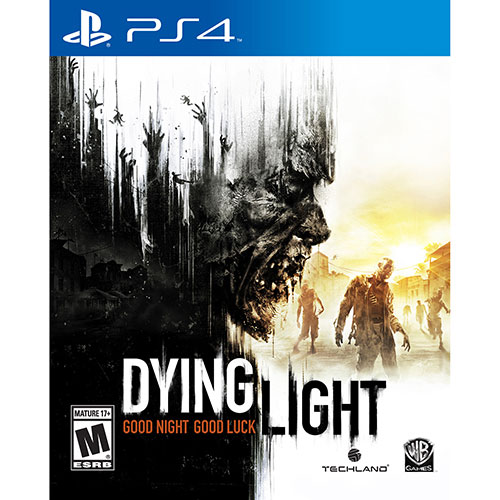 Dying Light (PS4) - Previously Played