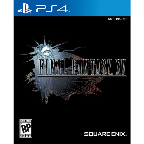 Final Fantasy XV (PlayStation 4) - Previously Played
